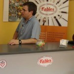 Alejandro Landoni entrevista a los Directores de Kables Montreal.