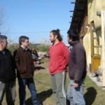 Otra de las casas que visitamos en La Comarca es la de Yuri Rodríguez.
