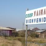 Con la ayuda de la Arq. Etchebarne, los cooperativistas de Vaimaca construyeron un prototipo de vivienda que es similar a las casas en las que vivirán en el futuro.