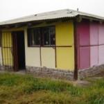 Prototipo de vivienda que la cooperativa Vaimaca presentó para que les autorizaran el método de construcción.