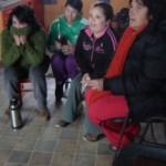 Integrantes de la cooperativa Vaimaca.