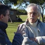 Alejandro Landoni entrevista a Alfredo Pacheco, presidente de la Unión Vecinal de Laguna del Sauce