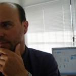 Pto. Ing. Fernando Giuisti - Jefe Técnico de la Gerencia de Generación de UTE.