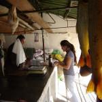 Manzanita demuestra tener un gran conocimiento de sus clientes a los cuales llama por su nombre de pila.