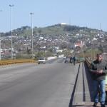 """""""Estos trabajadores asociados recorren caminos de éxito"""", afirma Landoni al cerrar el programa sobre Cooperativas de Transporte en Montevideo."""