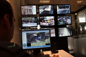 """""""Cordón Seguro"""" cuenta con 40 cámaras distribuidas en puntos estratégicos del barrio."""