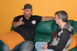 "Landoni entrevista a Gustavo Serafini (""El Gucci"")"